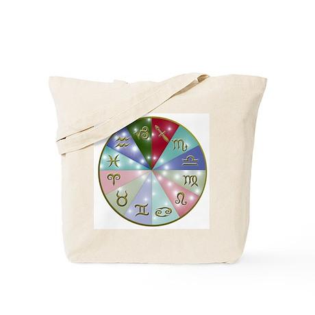 Jewel Chart - Taurus Tote Bag
