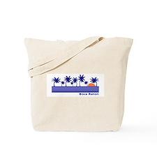 Boca Raton, Florida Tote Bag
