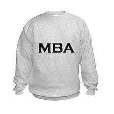 MBA / M.B.A. Sweatshirt
