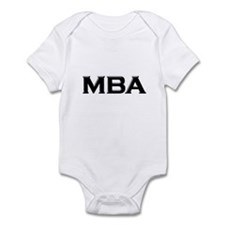 MBA / M.B.A. Infant Bodysuit