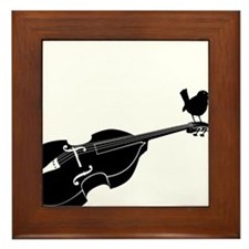 Song-Bird-01-a Framed Tile