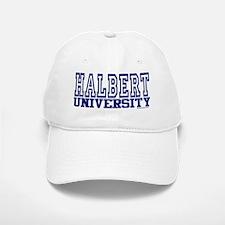 HALBERT University Baseball Baseball Cap