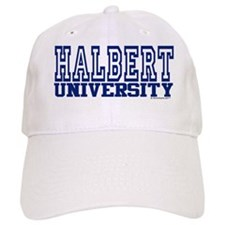 HALBERT University Baseball Cap