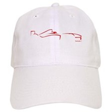 Formula 1 Red Baseball Cap
