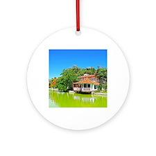 Parque Josone Varadero Round Ornament