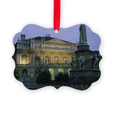 La Scala Theater  Milan  Italy Ornament