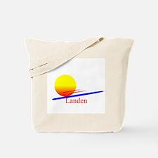 Landen Tote Bag