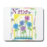 Mothers day grandma Mouse Pads