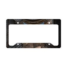 Church of Holy Sepulchre License Plate Holder