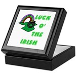 Luck O' the Irish Keepsake Box