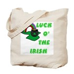 Luck O' the Irish Tote Bag