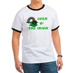 Luck O' the Irish Ringer T