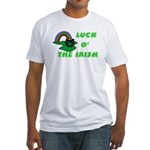 Luck O' the Irish Fitted T-Shirt