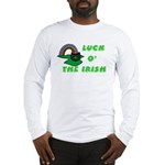 Luck O' the Irish Long Sleeve T-Shirt