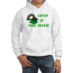 Luck O' the Irish Hooded Sweatshirt