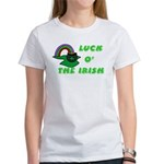 Luck O' the Irish Women's T-Shirt