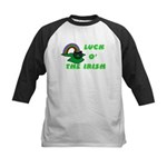 Luck O' the Irish Kids Baseball Jersey