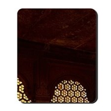 Interiors of a prayer room, Agra Fort, A Mousepad