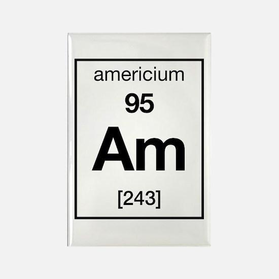 Americium Rectangle Magnet