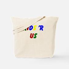 Kids 'R Us Tote Bag