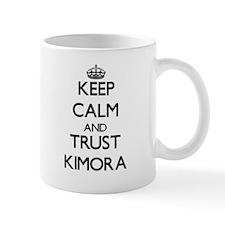 Keep Calm and trust Kimora Mugs