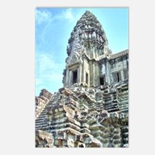 Angkor Wat High Up Inside Postcards (Package of 8)