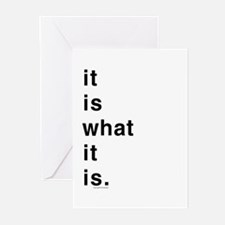 What It Is Greeting Cards (Pk of 10)