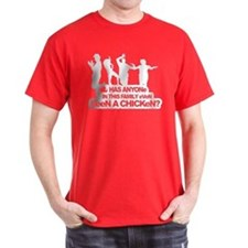 Chicken Dance Dark T-Shirt