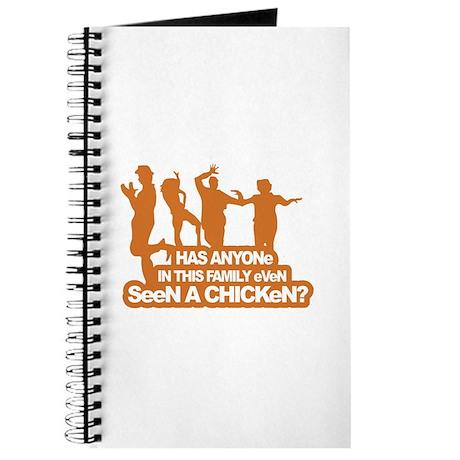 Chicken Dance Journal