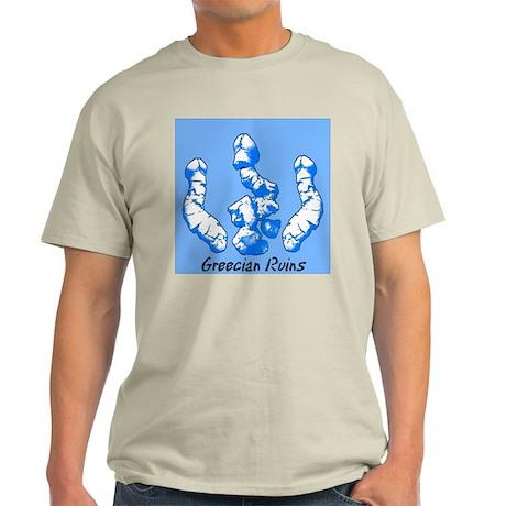 Greecian Ruins Light T-Shirt