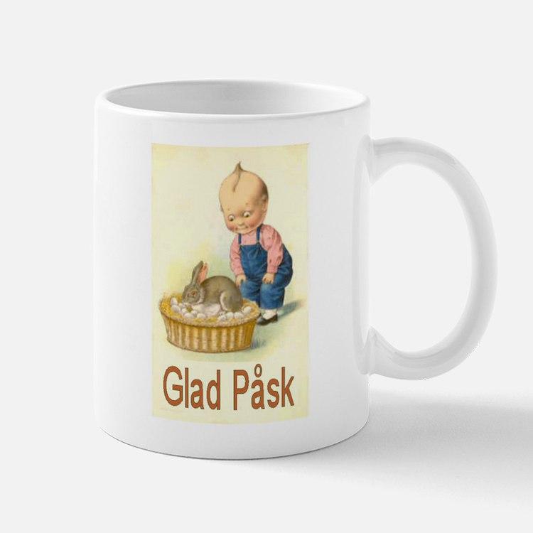 Glad Påsk 4 Mug