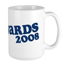 Retro Edwards 2008 Mug
