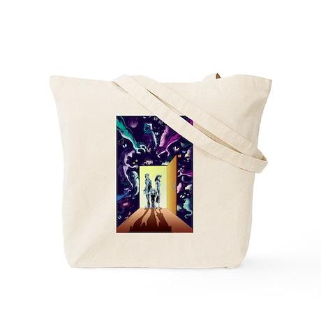 Meet the Haunteds Tote Bag