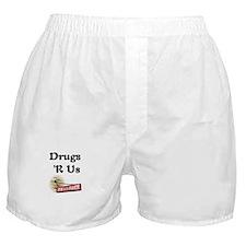 Drugs 'R Us Boxer Shorts