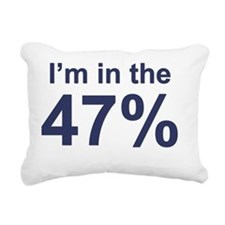 Im in the 47% Rectangular Canvas Pillow