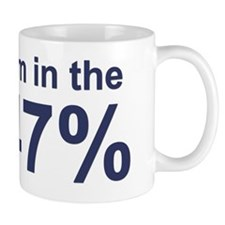Im in the 47% Coffee Mug