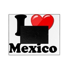 I Heart Love Mexico Picture Frame