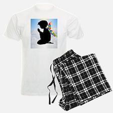 Autism Angel Pajamas