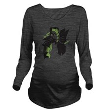 Frankenstein Long Sleeve Maternity T-Shirt