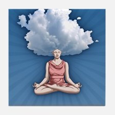 cloud-head-CRD Tile Coaster