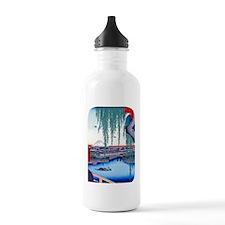 Yatsumi-no Hashi Bridg Water Bottle