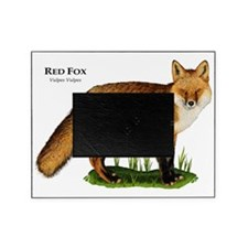 Red Fox Picture Frame