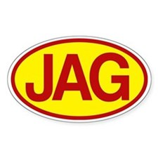 Jag 3 Decal