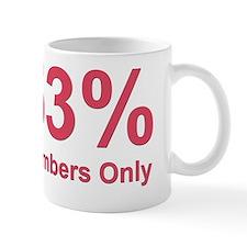 Members only 53% Mug