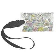 Koren - Farmers Market Luggage Tag