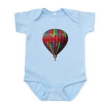 Red Balloon Infant Bodysuit