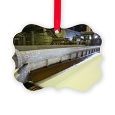 Paper mill machinery Ornament