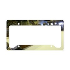 Paper mill machinery License Plate Holder
