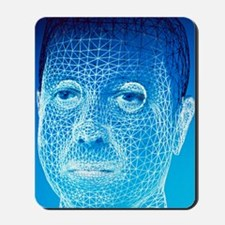 Personalised virtual avatar Mousepad