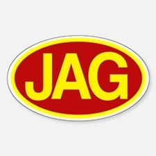 Jag 4 Decal